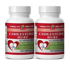 Cholest Off Cholesterol Relief Supplement with Policosanol & Plant Sterols 2 Bot