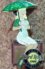 Hard Rock Cafe SEATTLE 2014 EMERALD CITY SEXY AMP GIRL PIN - HRC Catalog #76357