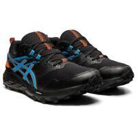 ASICS Homme Gel-Sonoma 6 Chaussures Course en Noir/Numérique Aqua