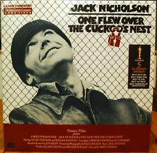 Jack Nicholson Laserdisc Collection! 3 Nicholson Classics! Excellent Condition