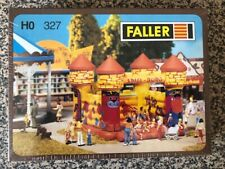 Faller 327 Bouncy Castle HO Gauge Model Kit - BRAND NEW and sealed