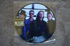 "U2 RSD 12"" Single Picture Disc ""Red Hill Mining Town"" Island, New"