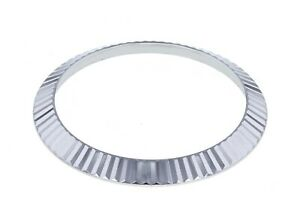 FLUTED  BEZEL FOR 41 ROLEX DATEJUST 126300 126334 126334 STAINLESS STEEL