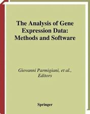 The Analysis of Gene Expression Data: Methods and Software (Statistics for Biolo
