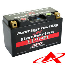 Antigravity Batteries YT7B-BS Ducati Panigale Lithium Ion Racing Battery 320 CCA