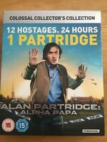 ALAN PARTRIDGE: ALPHA PAPA Colossal Collector's Collection - Blu Ray, DVD & CD