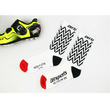 Pro Mens Womens Cycling Sport Ankkle Socks Ridinig Bicycle Bike Breathable Socks