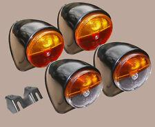 Satz Rückleuchte Blinker Kappe Halterung 3005 4005 5005 5505 6005 8005 Traktor