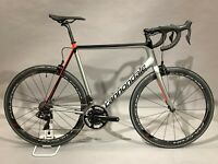 New 2019 Cannondale SuperSix EVO Carbon Hi-Mod Dura-Ace Di2 Road 60cm $8900 MSRP