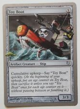 Toy Boat NM Unhinged MTG Magic The Gathering Artifact English Card