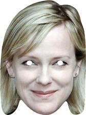 Hermione Norris Cold Feet Celebrity Actor Card Mask - All Our Masks Are Pre-Cut!