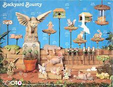 Scioto Backyard Bounty Ceramic Technique Sheet
