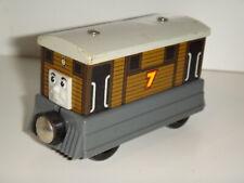 Thomas & Friends Wooden Railway Train TOBY