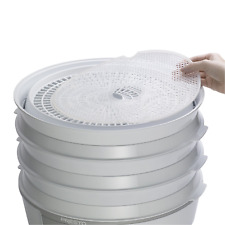 Dehydro Electric Food Dehydrator Nonstick Mesh Screens Fast Shipping