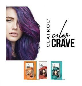 Clairol Color Crave Semi Permanent Hair Multiple Shades REPACK #BargainTrend