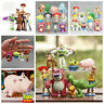 Toy Story 4 Buzz Lighter Woody Jessie Dinosaur Lotso Figure Set Birthday Gifts