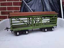 Prewar Ives 193 Livestock Car Standard Gauge Restored