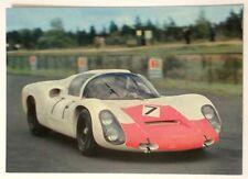 Cartolina Porsche 2200 Auto Da Corsa