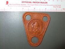 Boy Scout World Jamboree 2007 Neckerchief Slide 6832EE