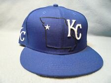 New Era 59fifty Kansas City Royals Missouri State Sz 7 5 8 NEW Fitted cap d7c8641c45dd