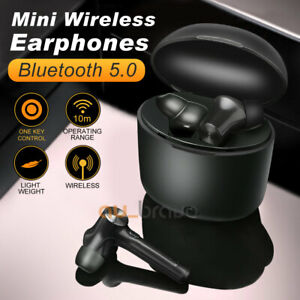 Wireless Bluetooth 5.0 Earphones Headphones for iphone iOS Android Earbuds Sport