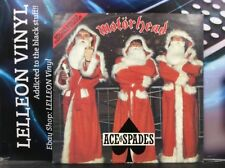 "Motörhead Ace Of Spades Ltd Ed. Christmas 12"" Single Vinyl BROX106 Rock 80's"