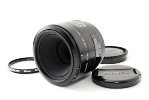 MINOLTA AF 50mm f/2.8 Macro For Sony A Mount Lens【Very Good】763205