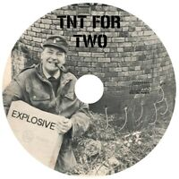 Blaster Bates TNT For Two Audio CD Comedy disc