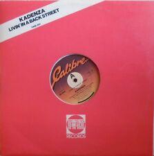 "KADENZA ~ Livin In A Back Street ~ 12"" Single PS"