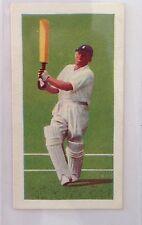 JH Wardle 1956 Cricketer CBT Kane Products London Swap Card Rare (B87)