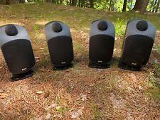 New listing Bowers & Wilkins Lm 1 Bookshelf Speakers - B&W Loudspeakers (set of 4)