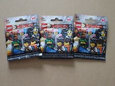 LEGO Ninjago movie blind bags x 3 sealed     (P338)