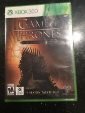 Game of Thrones - A Telltale Games Series Xbox 360 Brand New Factory Sealed