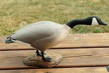 Decorative goose Duck Decoy folk art Americana SIGNED Lloyd Havens