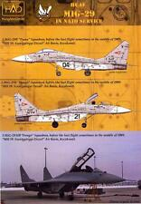 Hungarian Aero Decals 1/32 MIKOYAN MiG-29 in NATO Service