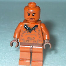 INDIANA JONES #15 Lego Ugha Warrior no Hair NEW 7627 Genuine Lego 1st issue