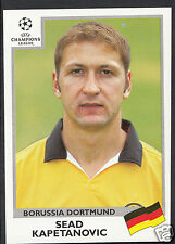Panini Football Sticker - UEFA Champions League 1999-00 - No 59 - Dortmund