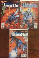 Lot Of 3 Blue Beetle #1 2 3 New 52 Dc Comics Save Combined Shipping
