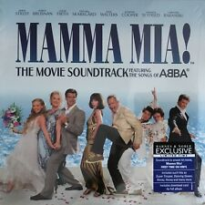 MAMMA MIA! LP MOVIE SOUNDTRACK FEATURING SONGS OF ABBA