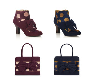 Ruby Shoo Dakota Bag to go with Seren Boot or Suzie Trainer (Boots Sold out)