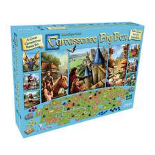 Carcassonne Big Box Board Game NEW