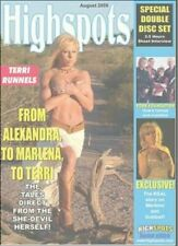 Terri Runnels Marlina Shoot DVD WWE WWF WCW NWO Goldust Dustin Rhodes Cody Dusty