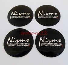 Alloy Tyre Wheel Center Hub Cap Emblem Badge Stickers Nismo t#411