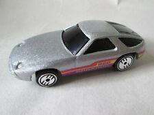 1978 Hot Wheels Porsche 928 NightStreaker Car (Metallic Silver 1:64 Ultra) Mint