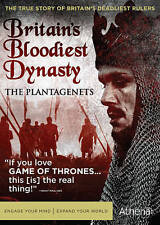BRITAIN'S BLOODIEST DYNASTY THE PLANTAGENETS New Sealed 2 DVD Set