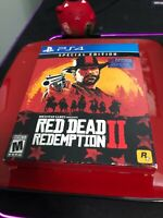 Red Dead Redemption 2 Special Edition PS4 Playstation 4 Factory Sealed Brand New
