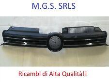 Griglia Maschera Mascherina Calandra Radiatore Golf VI 6 Cromata (2008/2012)