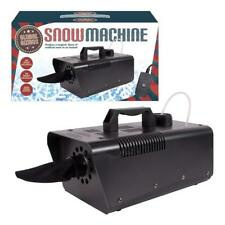 Artificial Snow Machine Wired Remote control Snowflake Christmas Party B'day