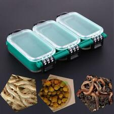 6 Compartments Waterproof Double Sided Fishing Tackle Lure Bait Storage Case Box