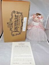Jaymar Creations Wizard of Oz Good Witch Bear Mohair NIB Limited Edition #420
